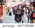 インバウンド 東京観光 40738486