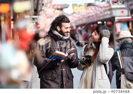 インバウンド 東京観光 40738488