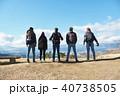 外国人 5人 旅行の写真 40738505