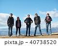 外国人 5人 旅行の写真 40738520