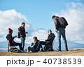 富士山 眺望 外国人 40738539