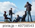 富士山 眺望 外国人 40738543