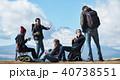 富士山 眺望 外国人 40738551