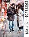 外国人 観光 観光客の写真 40738562