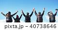 富士山 眺望 外国人 40738646
