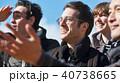 外国人 観光客 インバウンドの写真 40738665