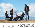 富士山 眺望 外国人 40738715