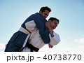 武道イメージ 柔道 外国人 40738770