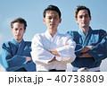 武道イメージ 富士山 柔道 外国人 40738809