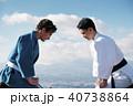 武道イメージ 富士山 柔道 外国人 40738864
