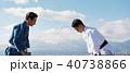 武道イメージ 富士山 柔道 外国人 40738866