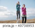 日本人 外国人 女性の写真 40738953