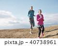日本人 外国人 女性の写真 40738961