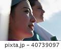 女性 2人 スポーツの写真 40739097