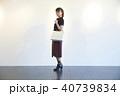 女性 買い物 アジア人の写真 40739834