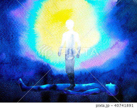 human soul spirit and body connect to mind inside 40741891