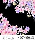 透明水彩 水彩画 ウォーターカラーのイラスト 40746913