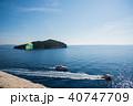 旅、クロアチア・ドゥヴロヴニク,Croatia ,Dubrovnik, ロクルム島 40747709
