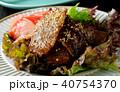 焼肉 焼き肉 牛肉の写真 40754370