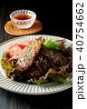 焼肉 焼き肉 牛肉の写真 40754662