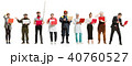 人々 人物 職業の写真 40760527