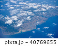 空撮 航空写真 上空の写真 40769655