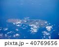 空撮 航空写真 上空の写真 40769656