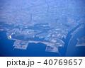空撮 航空写真 上空の写真 40769657