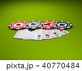 カジノ カジノの ゲームのイラスト 40770484