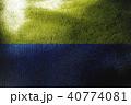 Ukraine national flag 3D illustration symbol 40774081
