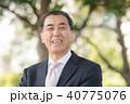 男性 ビジネスマン 人物の写真 40775076