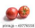トマト 野菜 ナス科の写真 40776558