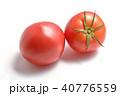 トマト 野菜 ナス科の写真 40776559