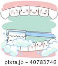 きれい 綺麗 掃除のイラスト 40783746