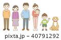 家族 三世代 40791292