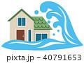 損害保険 津波 40791653