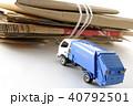 働く車~ごみ収集車~ 40792501