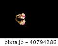 ルビーの指輪 (鏡バック) 40794286