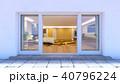 ベッドルーム 40796224
