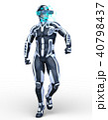 スーパーヒーロー ヒーロー 男性のイラスト 40798437
