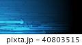 技術 デジタル テクノロジーのイラスト 40803515