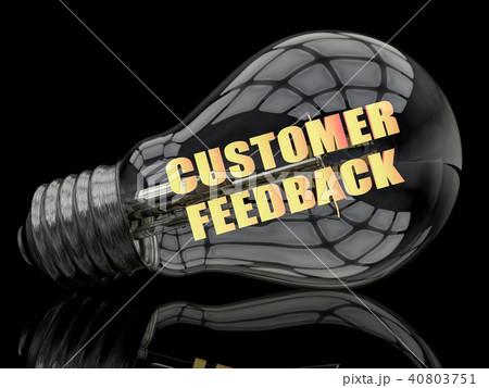 Customer Feedback 40803751