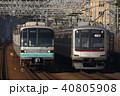 地下鉄南北線9000系と東横線5050系 40805908