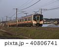 信越本線 電車 鉄道の写真 40806741
