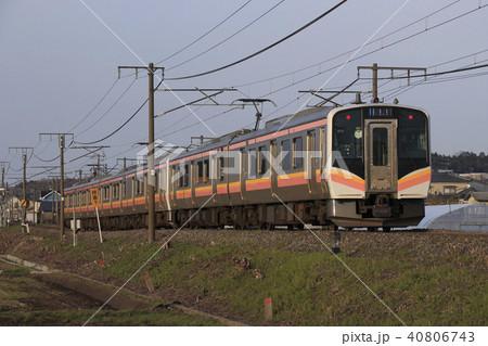 信越本線E129系(新潟口) 40806743