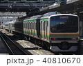 上野東京ライン 列車 電車の写真 40810670