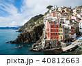 リオマッジョーレ チンクエ・テッレ~険しいリグーリア海岸の5つの村(イタリア・リグーリア州) 40812663