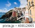 リオマッジョーレ チンクエ・テッレ~険しいリグーリア海岸の5つの村(イタリア・リグーリア州) 40812665