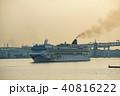 海 船 豪華客船の写真 40816222