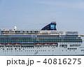 船 豪華客船 客船の写真 40816275